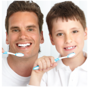 Emergency Dentist Father Son